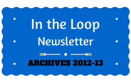 In the Loop Archives 2012-13