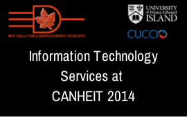 ITS at CANHEIT2014