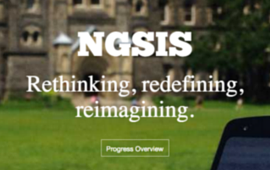 NGSIS Website Launch