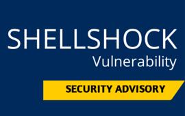 Shellshock Vulnerability Advisory