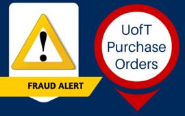PO Fraud Alert