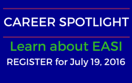 EASI Career Spotlight