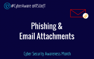 Phishing and Email Attachments