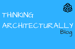 Thinking Architecturally Blog by Frank Boshoff