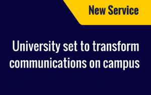 VoIP Announcement at U of T