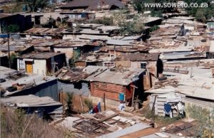 South Africa Slums Architecture