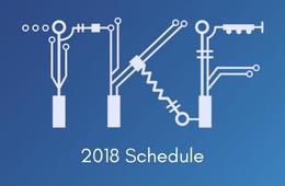 TKF 2018 Schedule