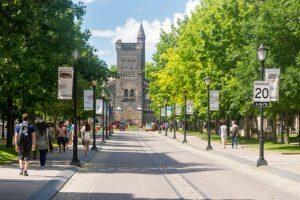 King's College Road, University of Toronto