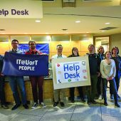 IT@UofT People – Information Commons Help Desk