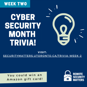 CSAM trivia - week two