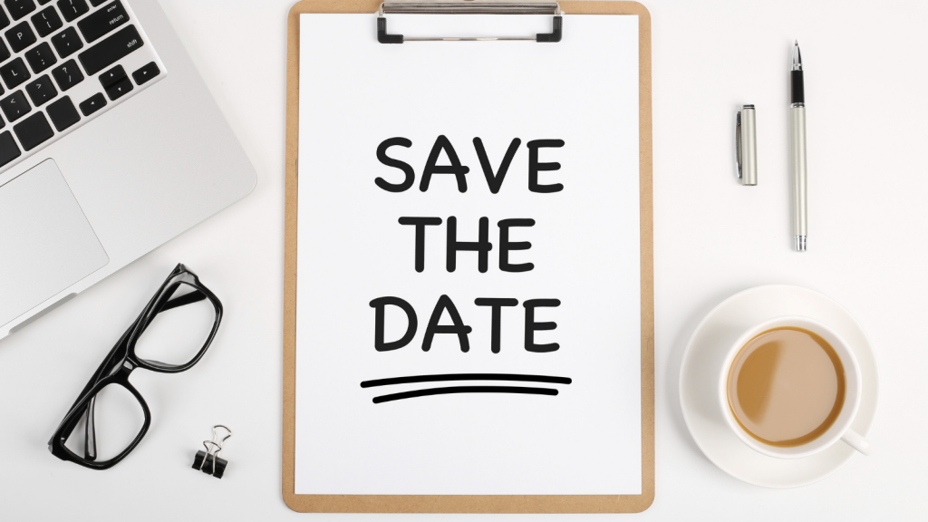 Save the date text on notepad