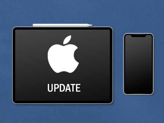 Apple updates for iPad and iPhone