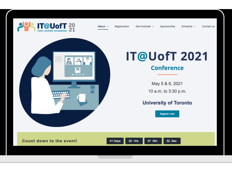IT@UofT website screenshot
