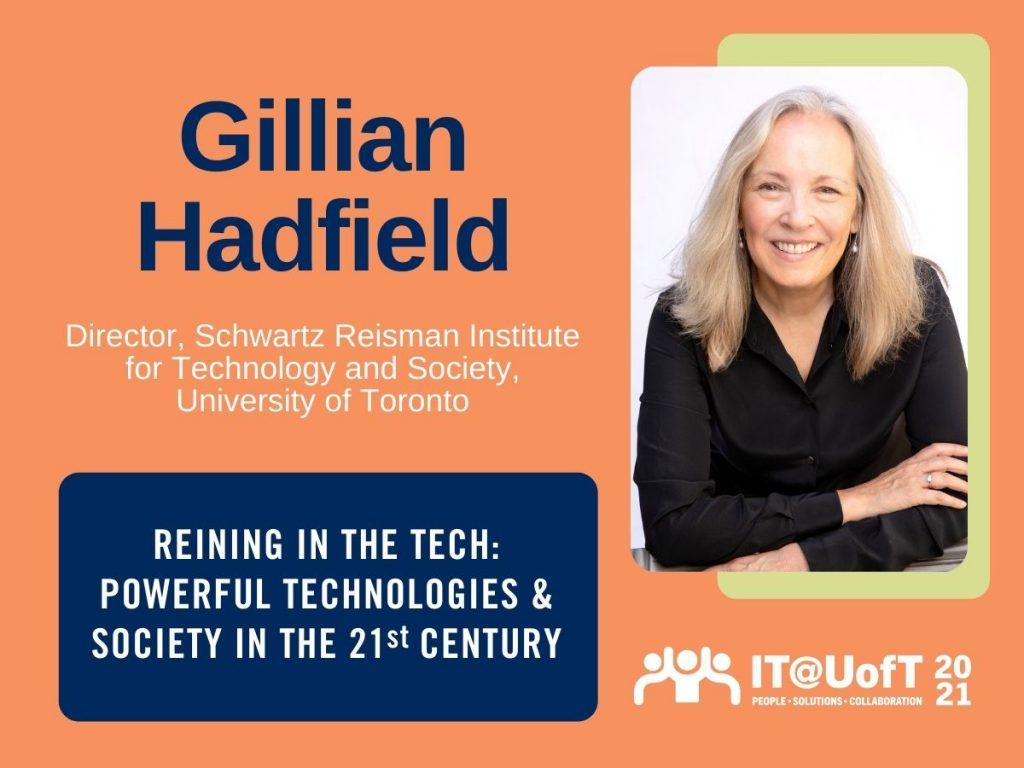 Gillian Hadfield website banner
